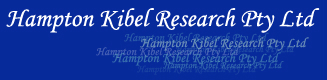 Hampton Kibel Research